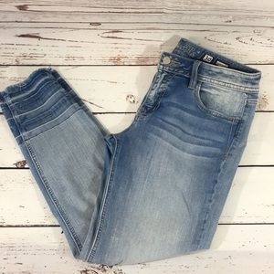 Miss me ankle jeans